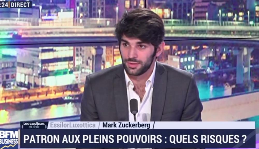 Tilder – Jean-Xavier Arnaud sur BFM Business