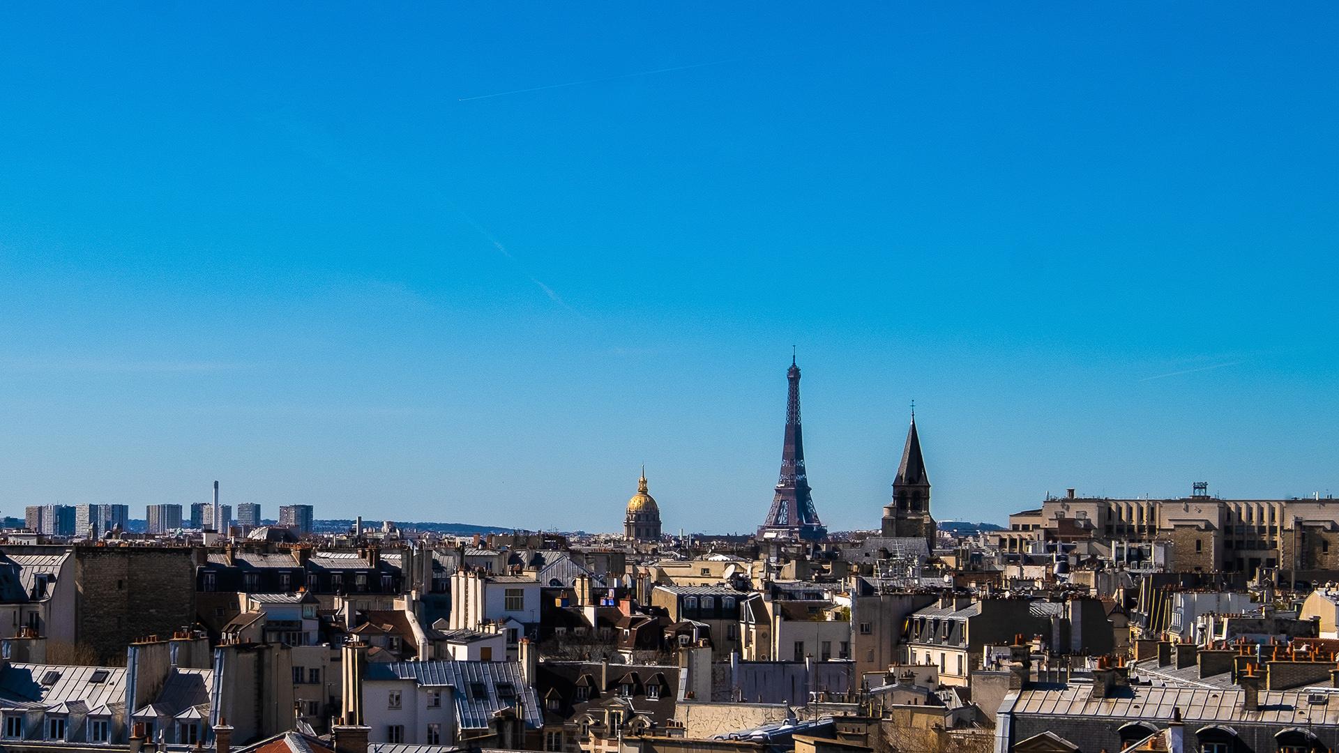 Tilder – Paris (jour)