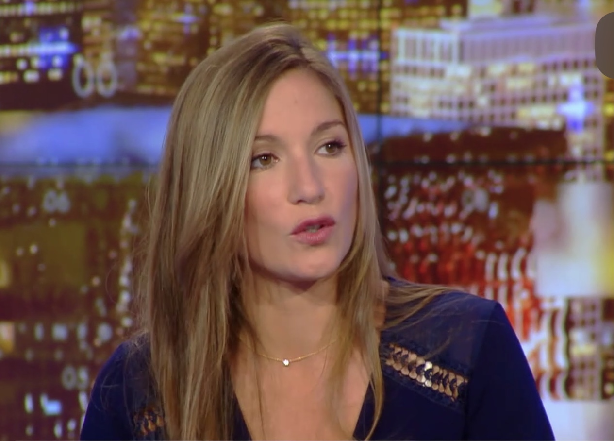 Tilder – Marie-Virginie Klein, BFMTV