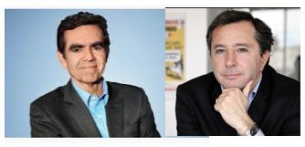 Stéphane Soumier & Pierre Fraidenraich